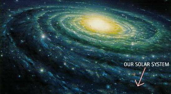 In the entire Universe could only our planet have life?